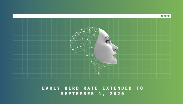 Early bird rate extended!