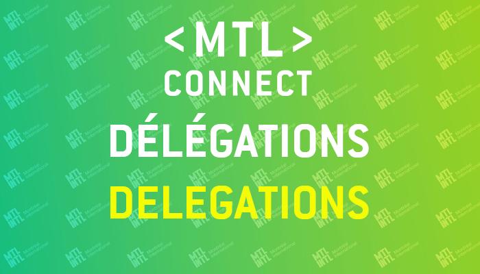 Découvrez les 24 délégations internationales et québécoises